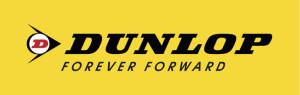 Dunlop Logo Forever Forward