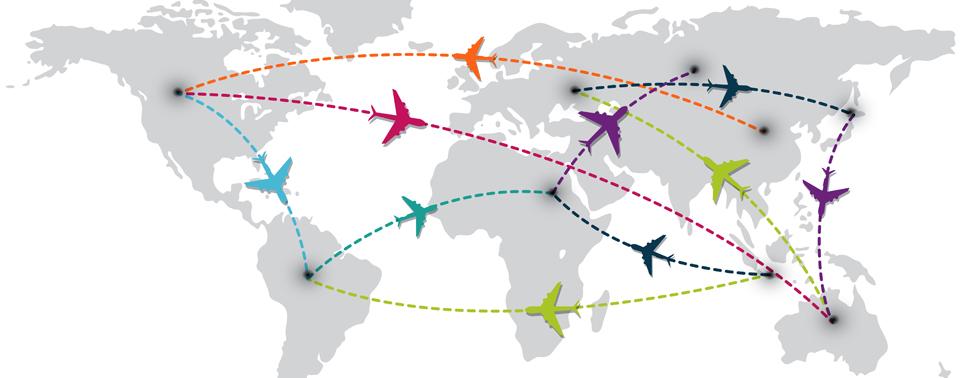 Export außerhalb Europa